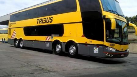 四轴双层长途大客车, 斯堪尼亚技术巴西生产