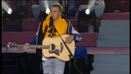 Justin Bieber Emotional Peformance