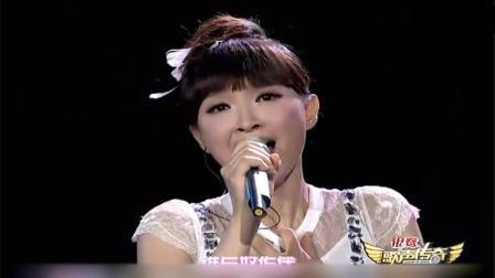 唯美仙女云端高歌《艳阳天》,清澈开嗓致敬刘晓庆