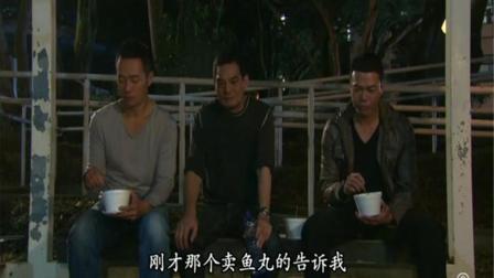 《神枪狙击》师父约张兆辉和谢天华叙旧,只为开导谢天华走正路
