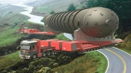 世界上最大型的卡车盘点, 看着都怕!