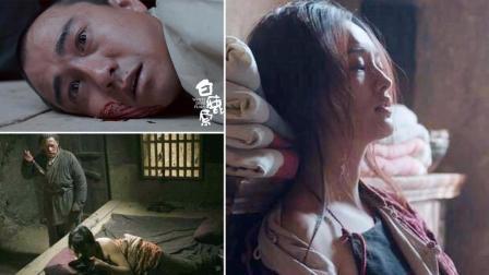 《白鹿原》虐心戏: 白孝文偷情遭鞭刑 田小娥被杀时怀着孕「阳亮影评」170603期