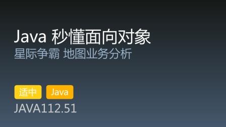 JAVA112.51 - Java 秒懂面向对象 第51集