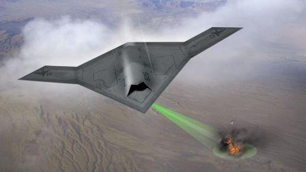 【讲堂86期】美国新研发的X-47B无人机,能够自动作战,堪称终结者