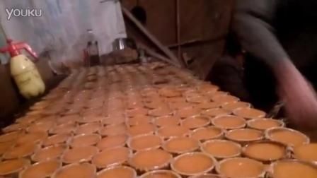 实拍正宗巧家小碗红糖制作现场, 纯天然熬出来的