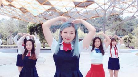 韩国美女舞团歌曲舞蹈自拍跳舞好看哦