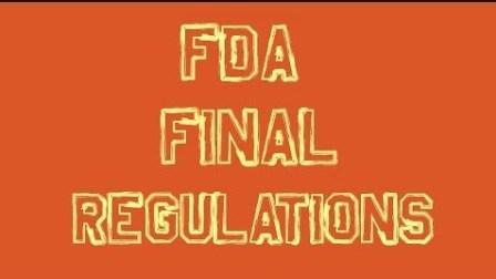 【中文字幕】FDA发布最终版电子烟监管条例