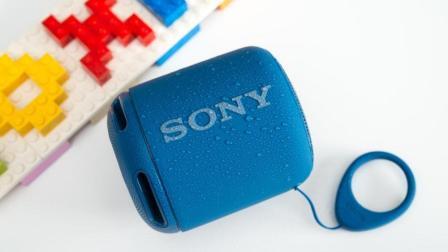 迷你便携的小钢炮 索尼SRS-XB10蓝牙音箱开箱体验