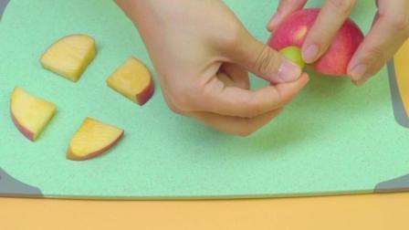 夏季水果蔬菜的花样摆盘, 打造不一样的水果动物世界!