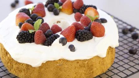 蓬松天使蛋糕 35