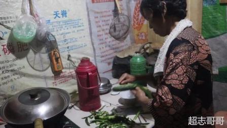 奶奶这样做黄瓜, 方法简单粗暴, 越吃越上瘾!
