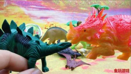 恐龙世界总动员 恐龙战队侏罗纪世界 恐龙当家恐龙玩具
