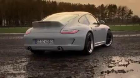 保时捷 911 Sport Classic (997) 赛道极限演示