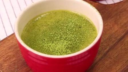 超美味的抹茶布丁, 制作很简单哦