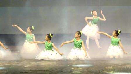 天坛周末9179 少儿歌舞《春眠不觉晓》孺子牛少儿朗诵艺术团