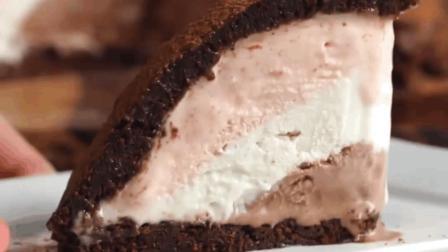 好吃不腻布朗尼蛋糕冰淇淋, 夏季必备冷饮