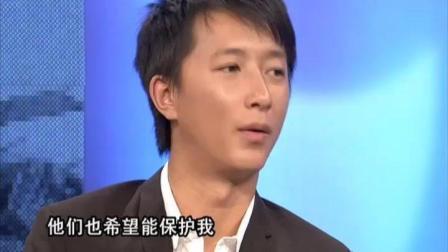 韩庚解约后谈及与SJ成员的关系, 面露尴尬