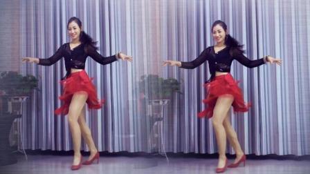 青青世界广场舞 《你让我疯狂》恰恰