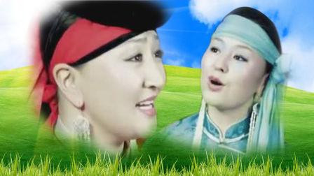 蓝天草原-敖包相会(蒙语版)蒙古国女歌手演唱极好听!