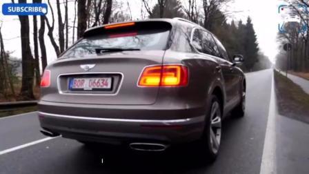 宾利添越与特斯拉ModelX谁厉害? 油电最强SUV比拼