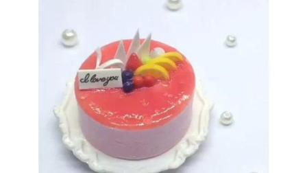迷你水果蛋糕
