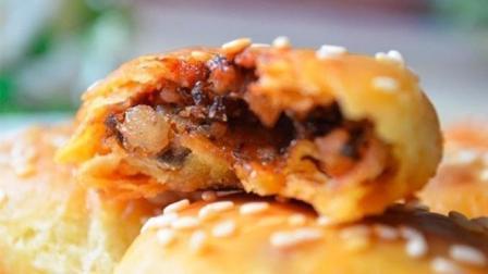 饼皮酥香, 桌桌必点的梅干菜烧饼