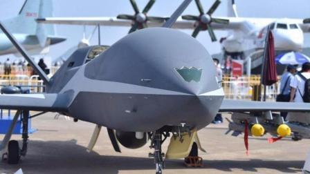 【讲堂89期】中国最强无人机, 科幻强悍, 让美国全球鹰再也不敢踏入我国领空