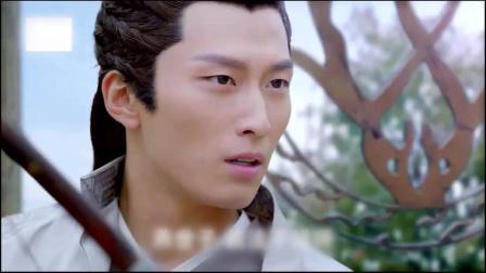 《楚乔传》窦骁饰演的燕洵是长安贵族中的一股清流让人暖心