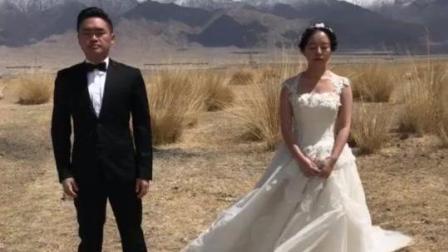 说好的来拍婚纱照的, 一言不合就跳起了尬舞