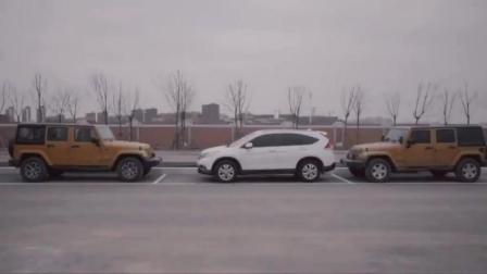 汽车: 测女司机侧方停车真实水平, 出人意料