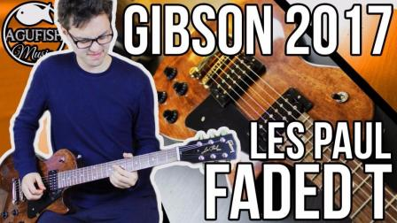 Gibson Les Paul Faded 2017 T!