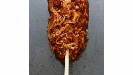 教你制作鸡肉玉米热狗!