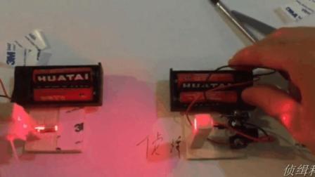 不用8元的成本, 也可以做一个红外线感应器, 再也不怕家里进贼了