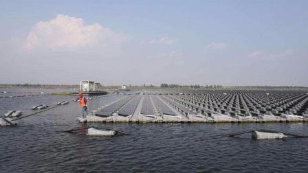 世界最大漂浮发电站, 就在安徽, 与英国的比那个更牛