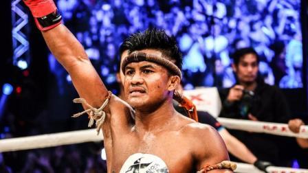 中国小将孔令丰远赴曼谷再次挑战泰拳王子播求, 遗憾复仇未成功
