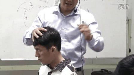 新医正骨(陈杰主讲): 正骨特点, 单指触诊, 定点旋转复位教学