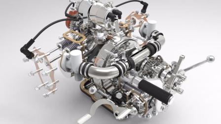 V2发动机视频教程微信号limmccomnx