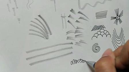 绘画入门基础线条练习, 如何学画画