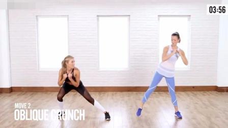 站着也能练出腹肌吗, 看完这个视频你相信了吗