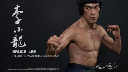 《李小龙传奇》中唯一一个打败李小龙, 也让李小龙由衷的敬畏