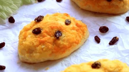 超好吃的椰蓉葡萄干面包, 你也可以动手做