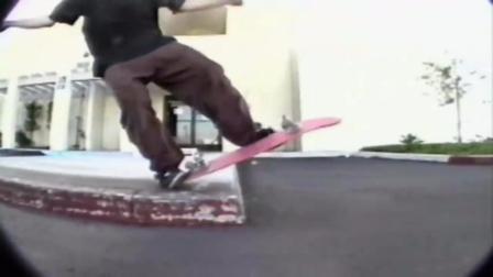 国外大神自由式滑板 精彩集锦
