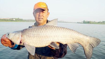 《游钓中国》第三季第2集 正式启程诗和远方 望天湖秘会青青河边草