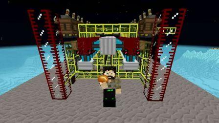 天各地方《我的世界 工业暮色》EP86 炼油厂 Minecraft 老戴明月庄主籽岷粉