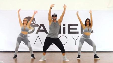 每天一首尊巴舞, 教学: 浓厚的南美风情的尊巴舞