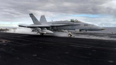 航母上的戰斗機, 若被海浪卷下海, 該怎么辦?