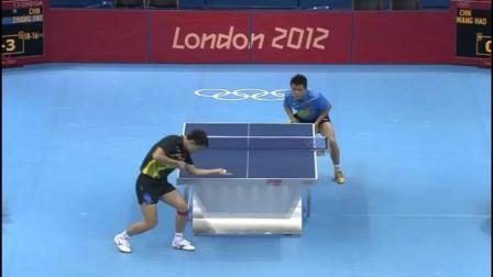 这就是地狱级的中国乒乓, 我连球都看不到, 就说外国人绝望不