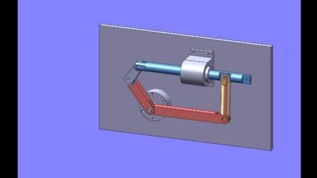 (二)机械传动装置模型3D