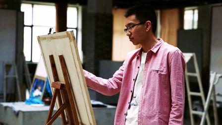 遇见王嘉梁的一天《上集》——手绘汽车的正青春