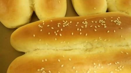 酸奶芝士软面包的制作方法